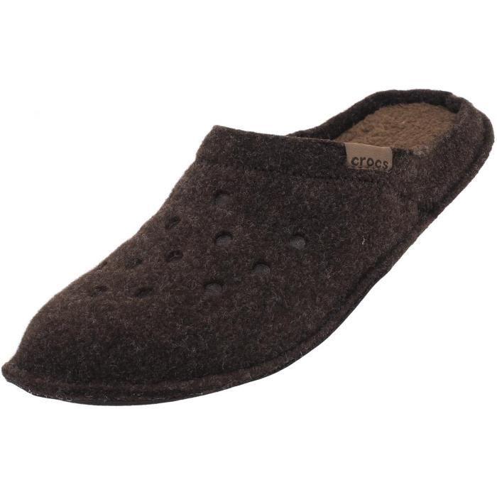 Pantoufles Classic slipper espresso - Crocs V2jneGss