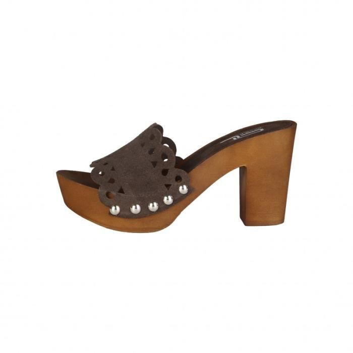 Chaussures Ana Lublin bleues Fashion femme OLZI9