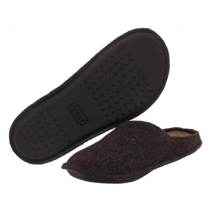 Pantoufles Classic slipper espresso - Crocs