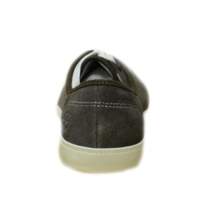 Timberland Newport Bay Suede plaine Toe Oxford Chaussures UAZS9 41