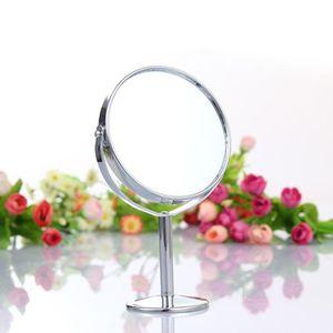 MIROIR SALLE DE BAIN Nouveau Mini Double Côté 3 pouces Miroir de maquil