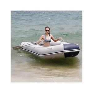 ANNEXE GONFLABLE Ensemble de bateaux gonflables en PVC 2 personnes