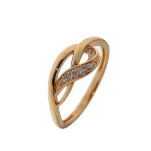 BAGUE - ANNEAU Bague Diamant Or Jaune  0.05ct  …
