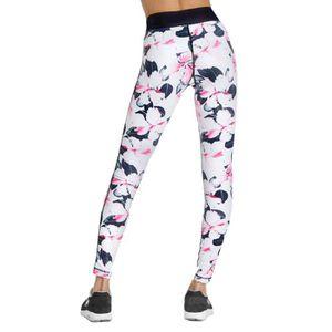 1ffae01c2bcdc Les femmes Sports gym yoga Workout haute taille pantalon de jogging fitness  leggings
