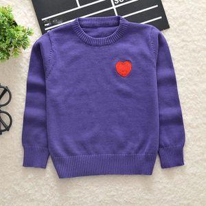 GILET - CARDIGAN Tout-petit bébé garçon en tricot imprimé cœur cout ... 371c3c89c56