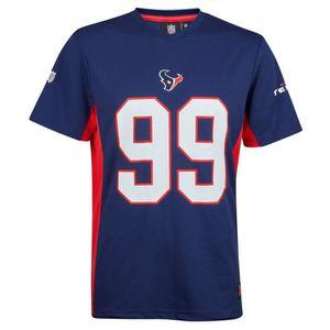 CASQUETTE NFL Polymesh Jersey Shirt - Houston Texans #99 Wat