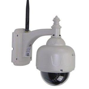 CAMÉRA IP Caméra de surveillance extérieure wifi motorisée e