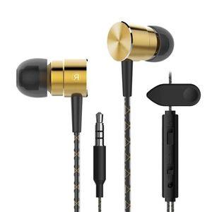 CASQUE AVEC MICROPHONE PLEXTONE X41M Ecouteur Magnetique Basse Ecouteur C