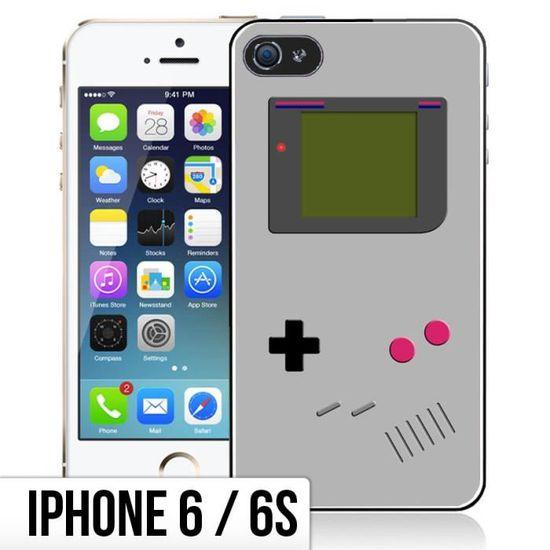 coque gamboy iphone 6