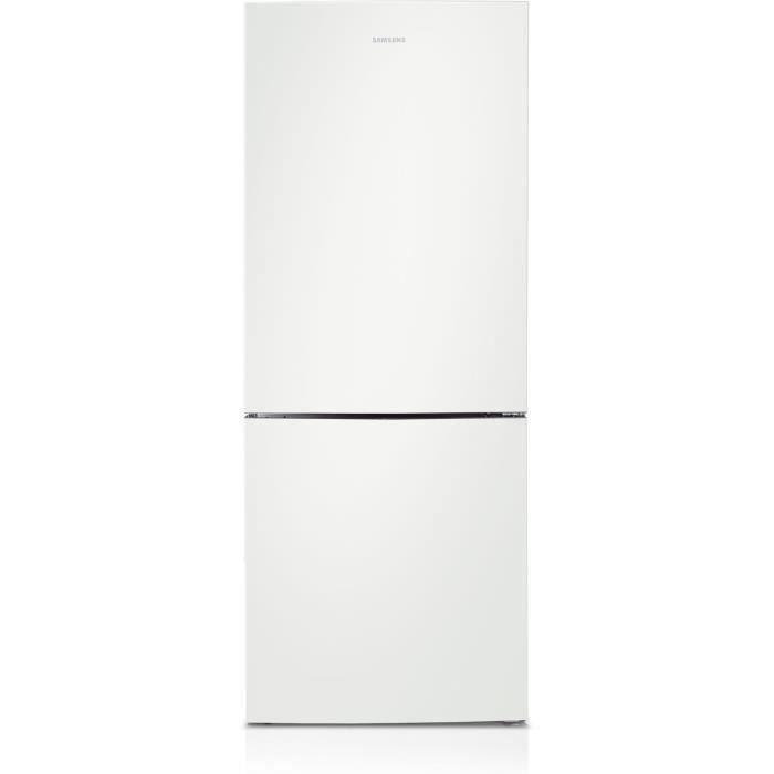 SAMSUNG - RL4323RBAWW - Réfrigérateur Combiné - 435L (303L + 132L) - Froid ventilé intégral - A++ -