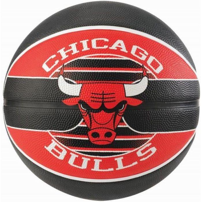 SPALDING Ballon de basket NBA Chicago bulls