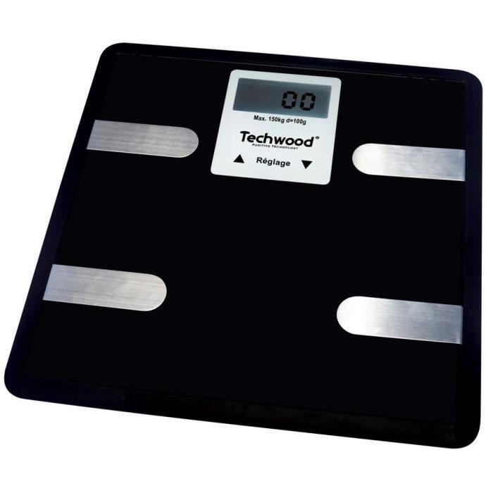 Pèse personne Techwood TP-P918