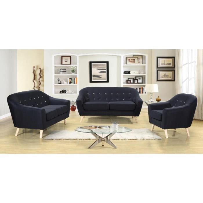 check-out f1846 88714 Fauteuil scandinave 2 place