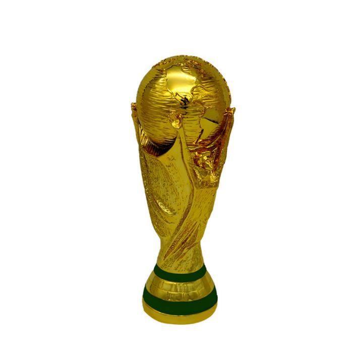 2018 fifa troph e r plique de la coupe du monde au russia 13cm a050 prix pas cher cdiscount. Black Bedroom Furniture Sets. Home Design Ideas