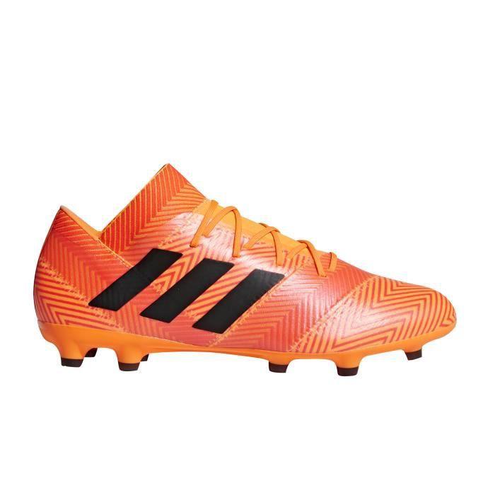 Chaussures 18 Football 2 Fg Adidas Nemeziz Orange vO8n0Nwmy