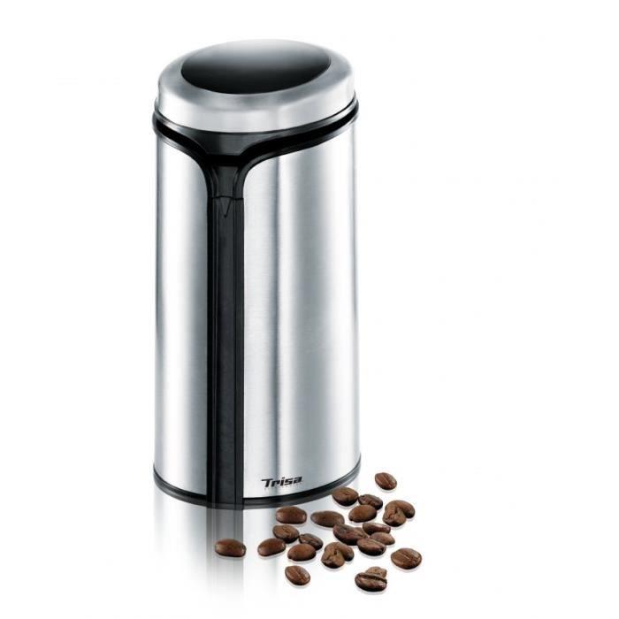 MOULIN À CAFÉ TRISA moulin à café Macinino caffè acier inox 6210