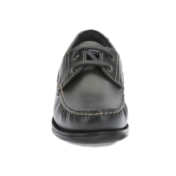 Chaussures Bateaux homme Cuir Lacanau