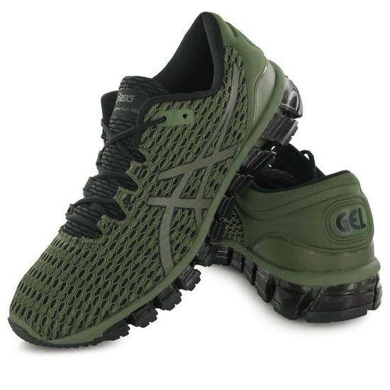 hot sale online 93d42 9b164 Asics Gel Quantum 360 Shift Mx vert, chaussures de running homme