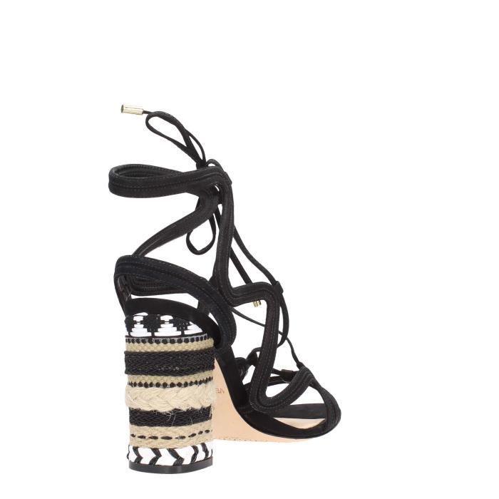 Vicenza Sandal Femme Black