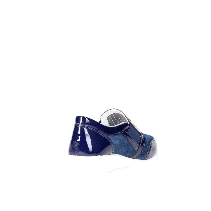 Genus Millennium Slip-on Chaussures Femme Bleu, 41