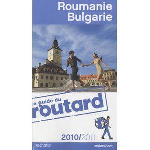 GUIDES MONDE Roumanie, Bulgarie