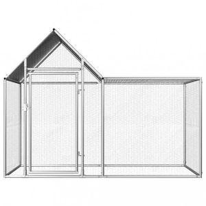 POULAILLER Abris et cages pour petits animaux  Poulailler 2 x