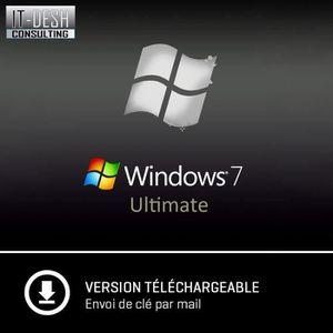 SKIN - STICKER Windows 7 Intégrale - A Télécharger