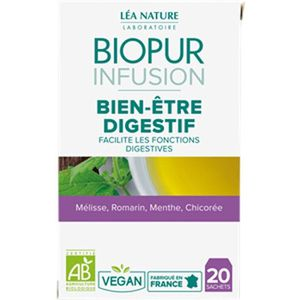 DIGESTION - TRANSIT  BIOPUR Infusion - Digestion - 30 g
