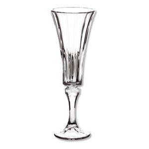 Verre à vin Flûte à champagne 18cl - Lot de 6- WELLINGTON - Br