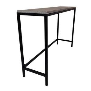 PIED DE TABLE Table haut de Style industrielle de maison salle à 588922b1ed84
