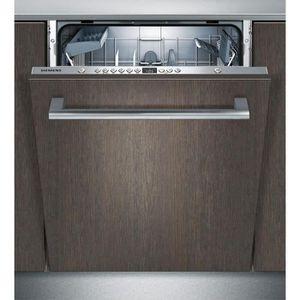LAVE-VAISSELLE SIEMENS SN636X00AE-Lave vaisselle tout encastrable