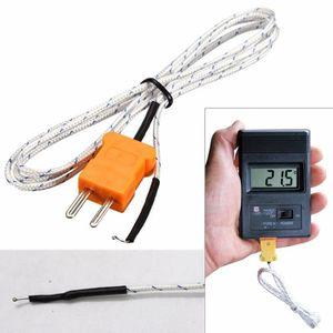 Capteur de Température -50~650℃ K Type Sonde Thermomètre Numérique  Capte