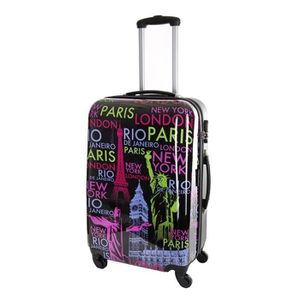 VALISE - BAGAGE Travel One Valise cabine - AUCKLAND - Taille S -