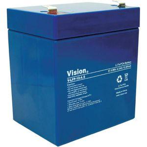 BATTERIE DOMOTIQUE Batterie au lithium-phosphate de fer 12 V 4,5 Ah V