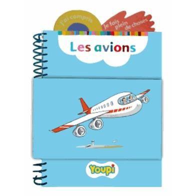 Livre 6-9 ANS Les avions