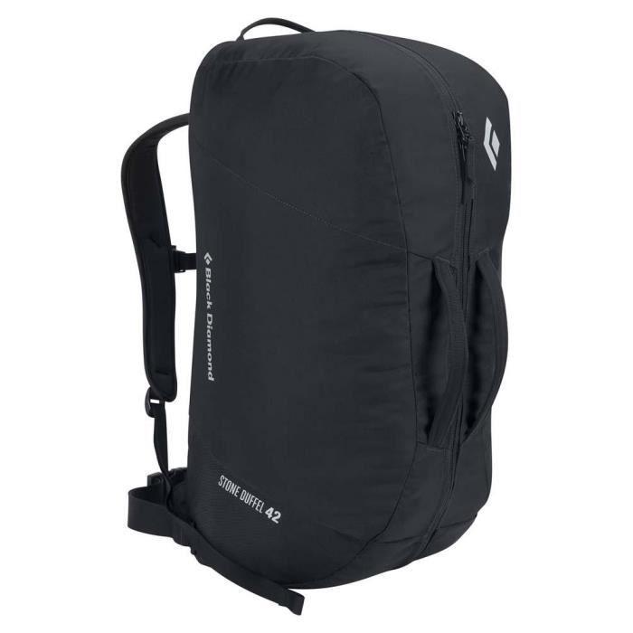Sacs à dos et bagages Black Diamond Stone Duffel 42 - Taille : 42 Liters - Couleur marketing : Black