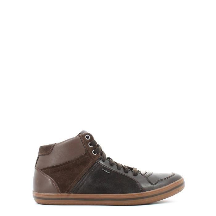 Geox Sneakers Man Brun