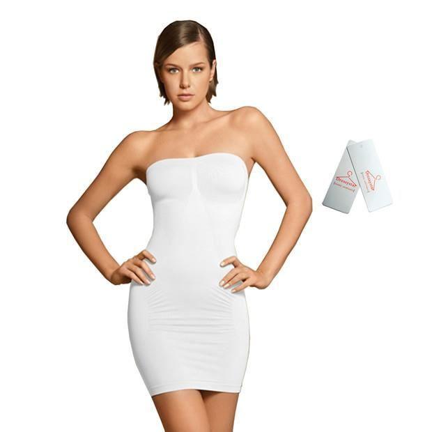 nouvelle arrivee 13cc0 12e0e Dressystar Gaine Amincissante Femme robe moulante sans ...