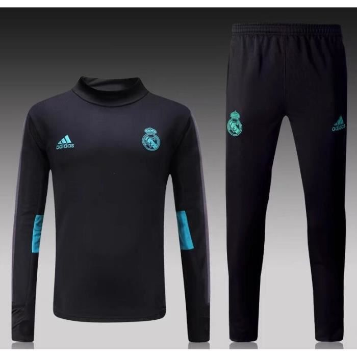 7ad4be57fcaf1 Survêtement REAL MADRID 2017-18 - Prix pas cher - Cdiscount