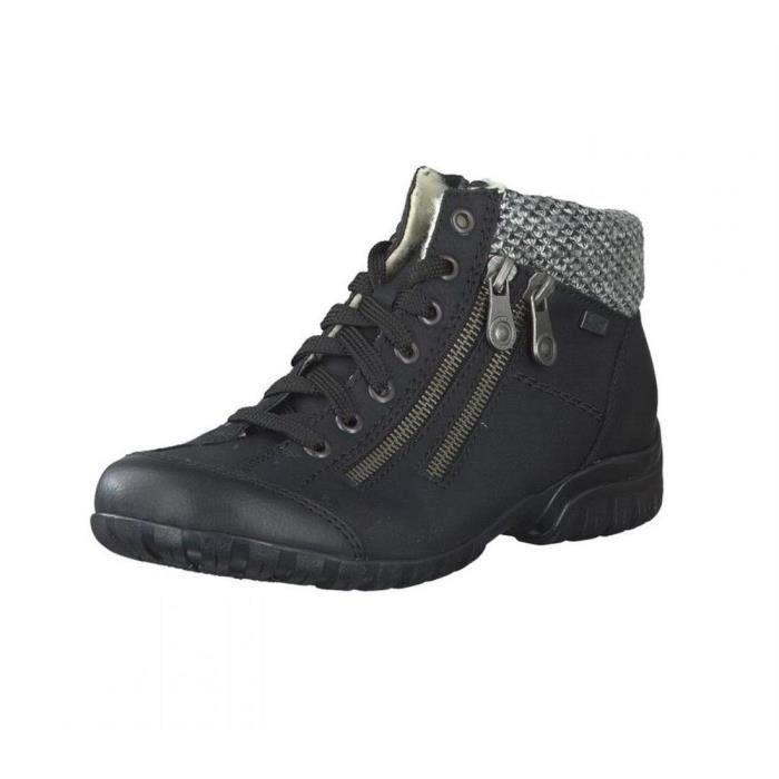 bottines / low boots l4614 femme rieker l4614