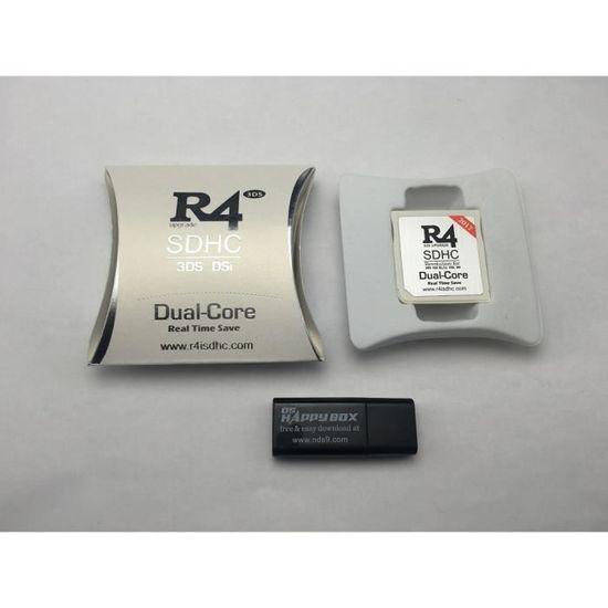 CORE SDHC DSI GRATUITEMENT TÉLÉCHARGER R4 3DS DUAL