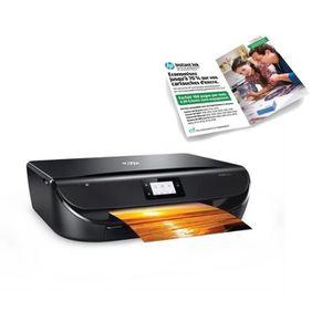 HP Imprimante Tout en un -Envy 5020 - Wifi + Forfait Instant Ink 100 pages