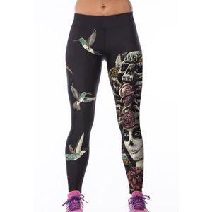 LEGGING Leggings Sport Femme - Gym Yoga Fitness - Evabella