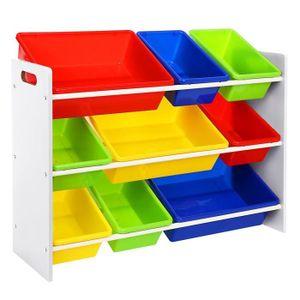 meuble pour ranger les jouets achat vente pas cher. Black Bedroom Furniture Sets. Home Design Ideas