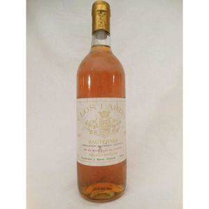 VIN BLANC sauternes clos lardit liquoreux 1988 - bordeaux