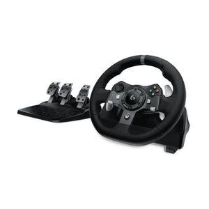 JOYSTICK - MANETTE LOGITECH Volant de course G920 Driving Force - Xbo