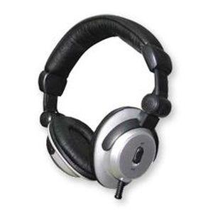 CASQUE - ÉCOUTEURS LTC AUDIO HDJ802 Casque DJ professionnel pliable e