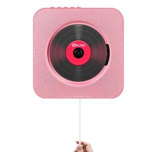 BALADEUR CD - CASSETTE Haut-parleur audio portable à la maison de lecteur