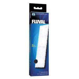 FILTRATION - POMPE FLUVAL 2 filtres polycarbone A480 - Pour aquarium