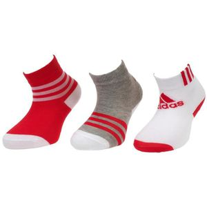 CHAUSSETTES Chaussettes Lk ankle 3pp rose - Adidas